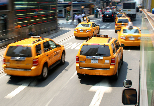 NYC Taxi Reform Doesn't Go Far Enough