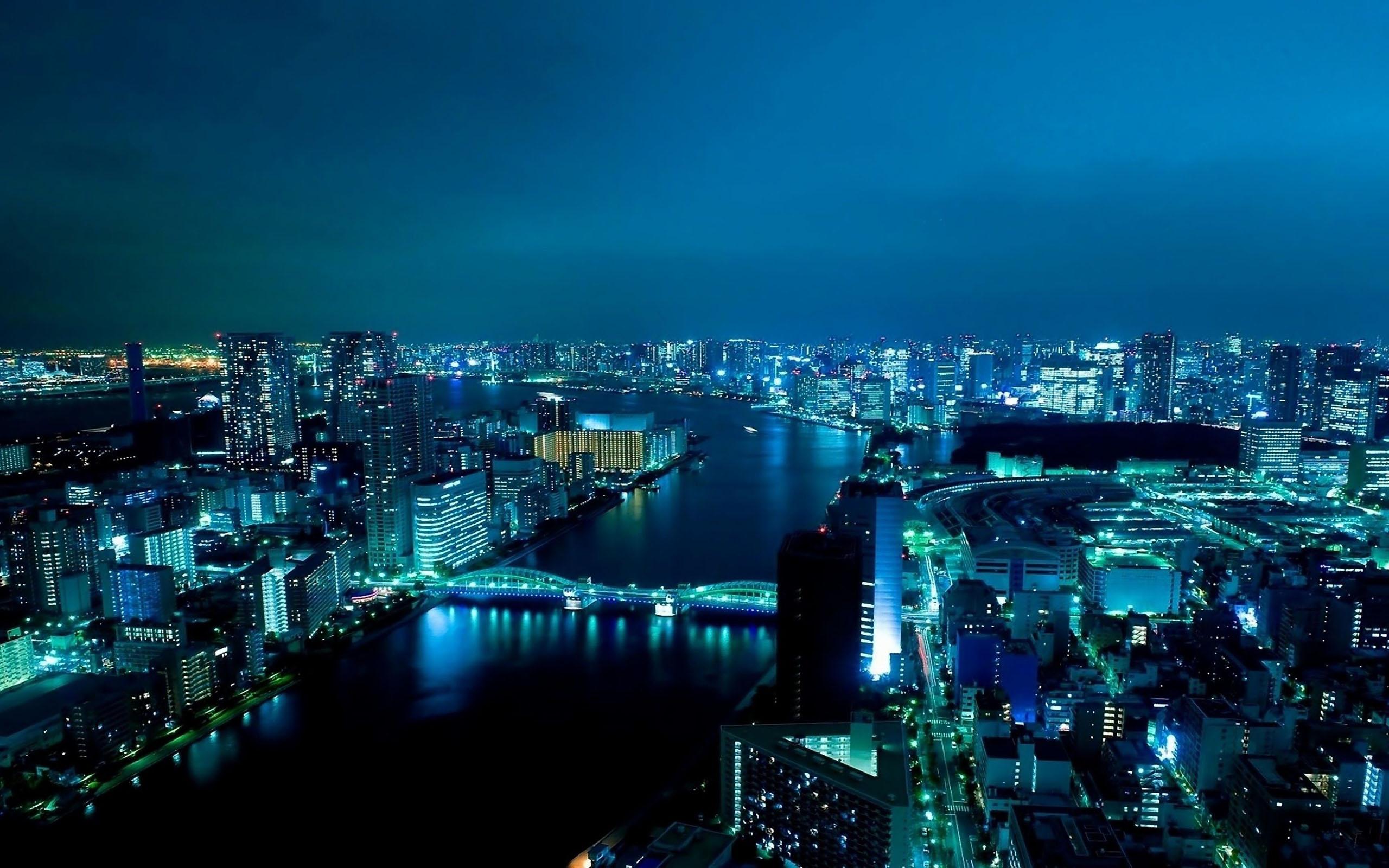 9-Blue-Tokyo-Japan
