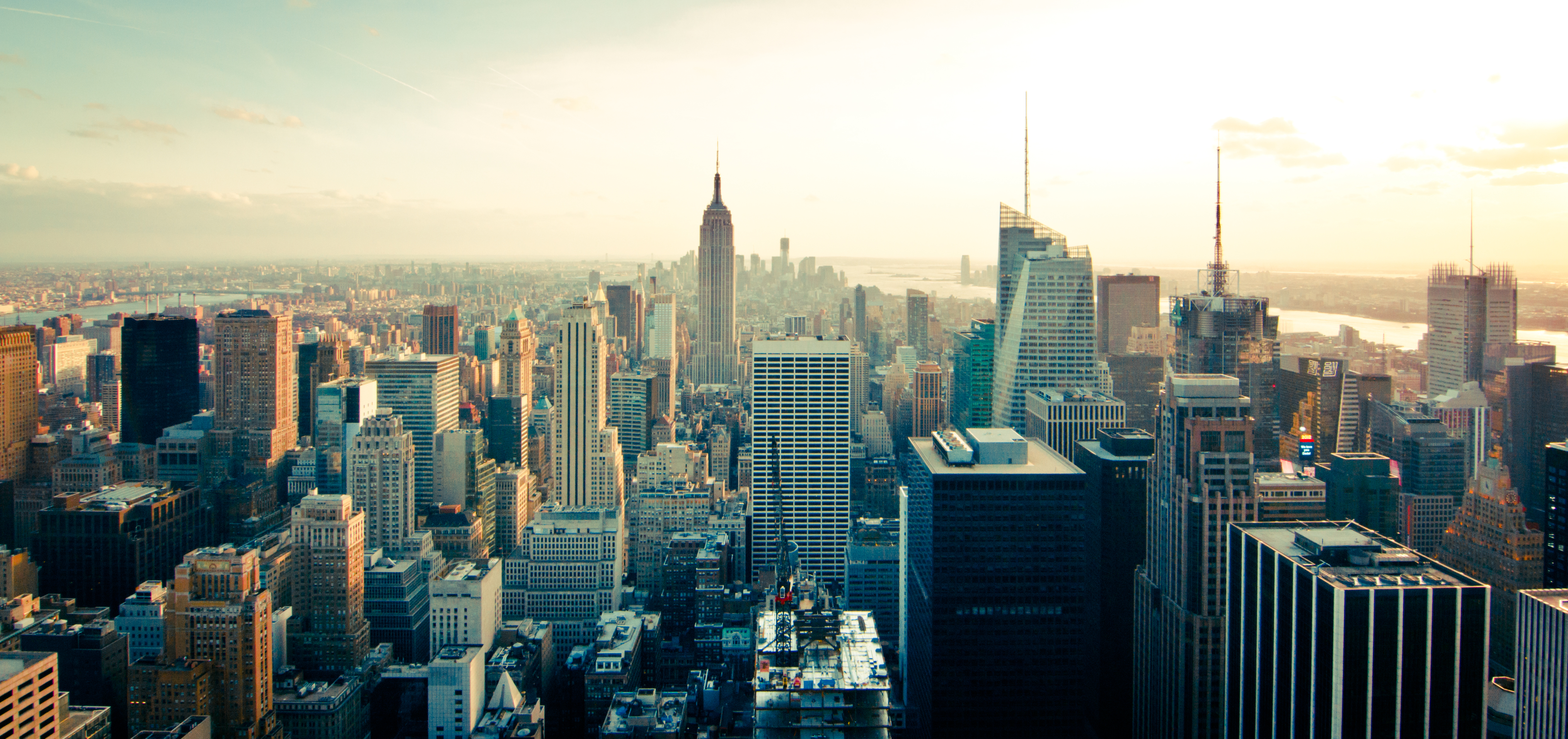 At 27,000 residents per square mile, NYC has the highest population density of any city in the U.S.