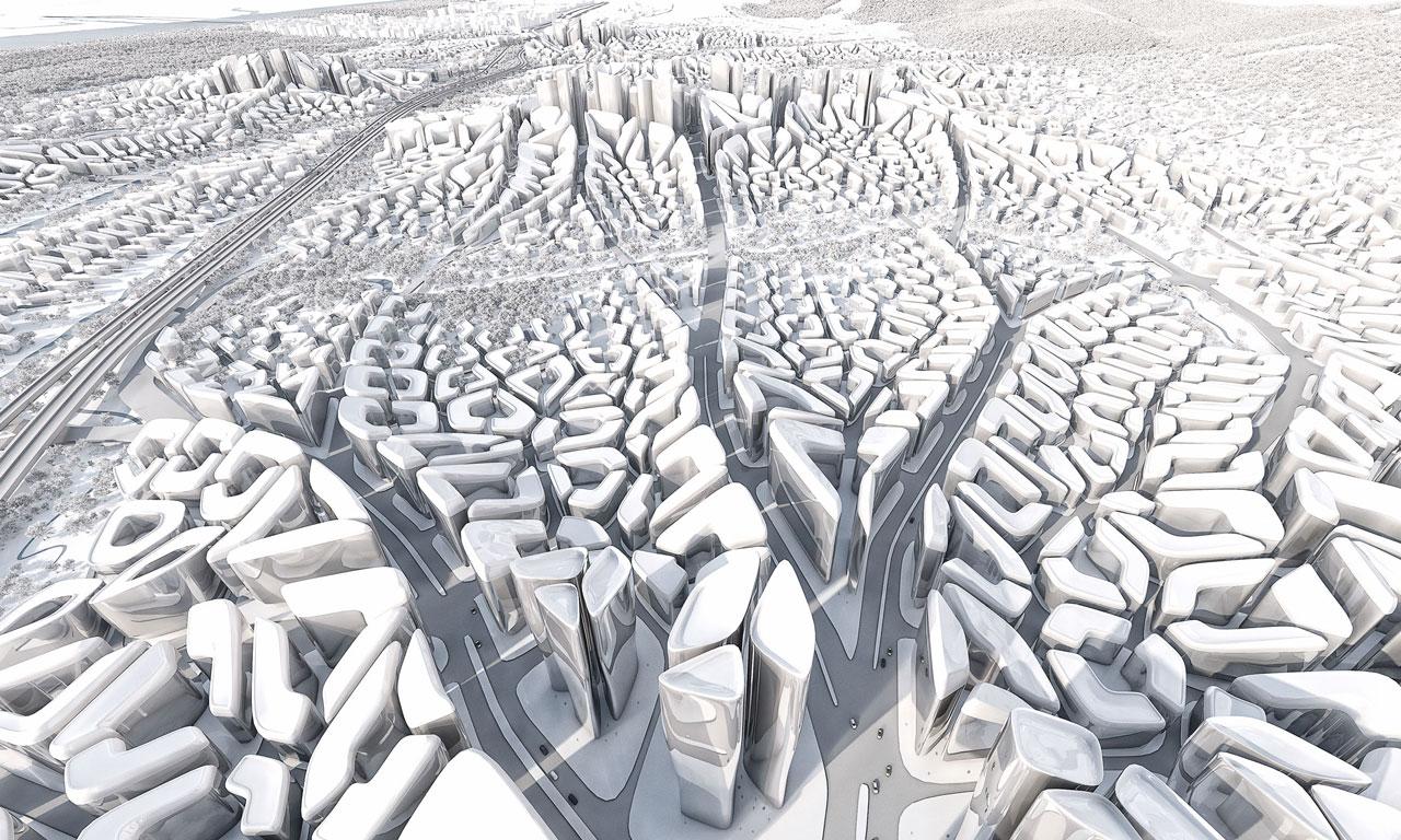 urban field
