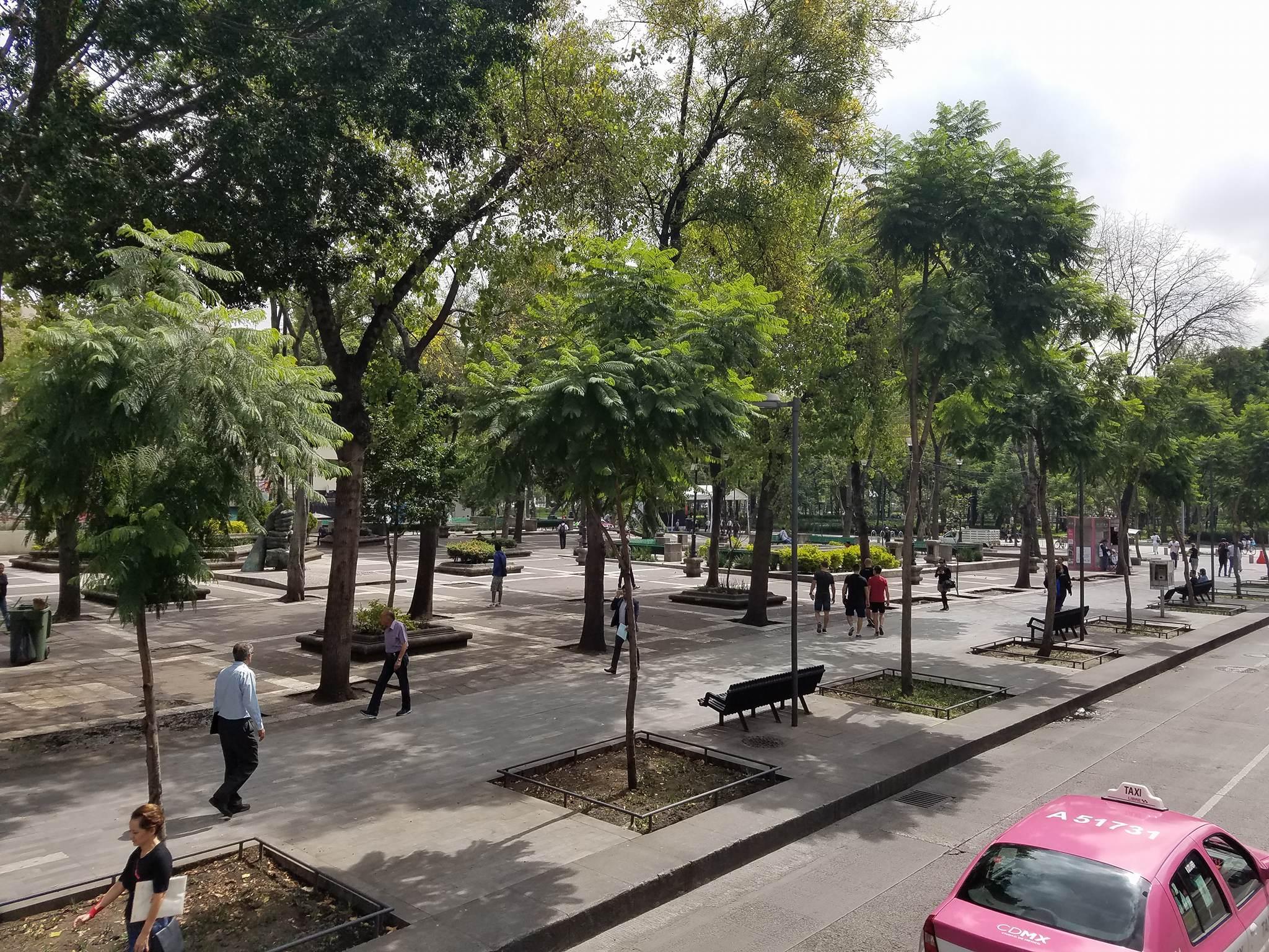 Alameda Centra