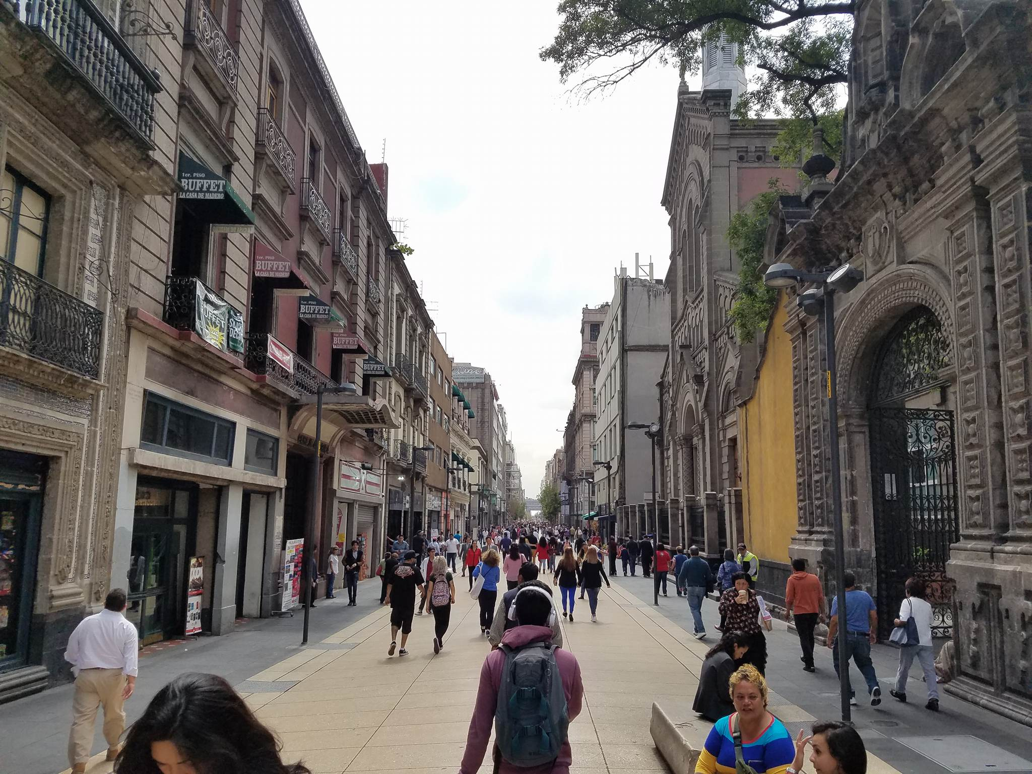When It Comes to Walkability, Mexico City Is Miles Ahead