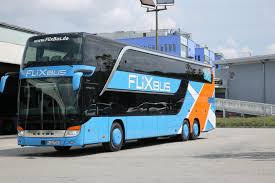 (Flixbus is a popular German line / wikipedia)
