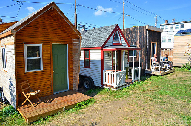 Tiny homes in DC